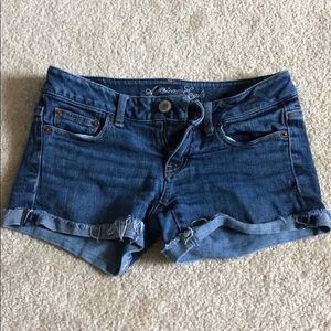 American Eagle Low Cut Shorts